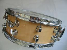 Mapex Snare M Pro, high gloss natural