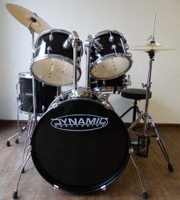 Gewa Komplett-Set Dynamic Two, schwarz