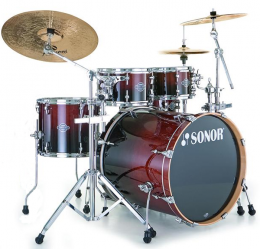 Sonor Essential Force Stage 3 Set, brown fade