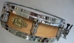 Stagg Holz-Snare natur