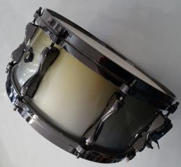Tama Superstar Custom Snare gold platinum fade