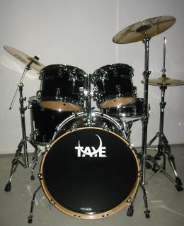 Taye Studio Maple Set Piano Black